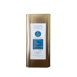 Extra vierge olijfolie  |  5 liter