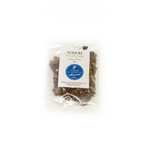 Pistachekoekjes  |  80 gr