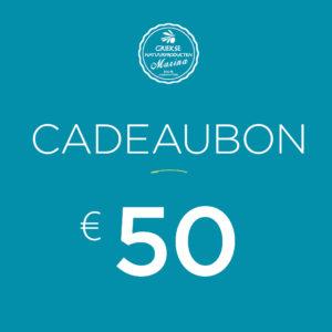 Cadeaubon Griekse natuurproducten | 50 €