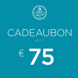 Cadeaubon Griekse natuurproducten | 75 €